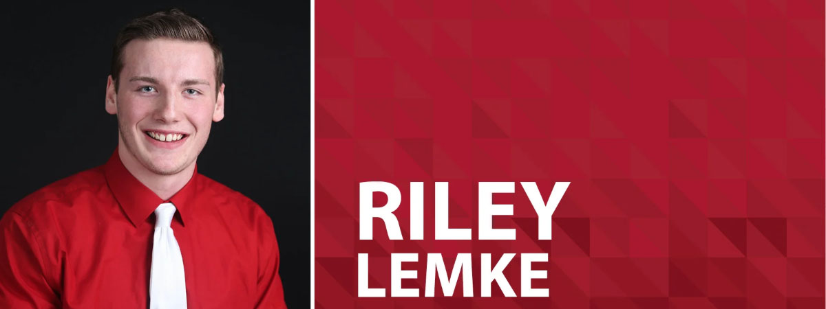 professional headshot of riley lemke